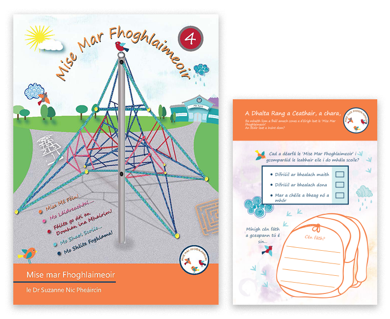 MMF4 Pupil Book and Evaluation Booklet